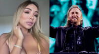 Paula Manzanal aseguró que David Guetta trabaja con una amiga suya en Ibiza, por lo que las invitó a una lujosa reunión en su mansión.