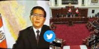 Los usuarios criticaron que la información respecto al autogolpe perpetrado por Alberto Fujimori el 5 de abril.