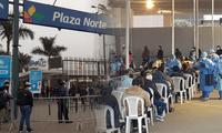 EsSalud indicó que el jueves 23 de setiembre se reanudará la vacunación en Plaza Norte