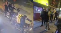 Repartidores de delivery robaban celulares en el distrito de Pueblo Libre.