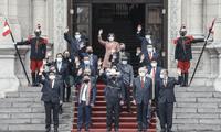 Pedro Castillo y su gabinete ministerial cobraron altos sueldos.