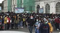 Multitudinaria participación en la Sexta Feria Metropolitana del Libro.