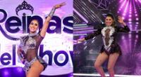 Melissa Paredes 'baja el dedo' a Lady Guillén en 'Reinas del show'