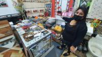 Delincuentes roban dos galerías en SMP