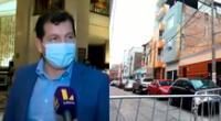 Dueño de la casa en Breña también viajó con Pedro Castillo