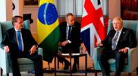 La respuesta de Jair Bolsonaro se convirtió en viral en las redes sociales, en las que rechazan su comentario.