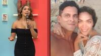 Isabel Acevedo dejó entrever que el fin de su relación con Christian Domínguez no le afecta, pues aún es joven.