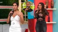 Lady Guillén quiere bailar con Giselo en 'Reinas del show'.