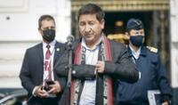 Guido Bellido nuevamente vuelve a visibilizar ciertas fracturas que habría en el Ejecutivo. Foto: GLR