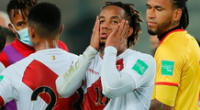 André Carrillo, figura de la selección peruana, fue noticia en las redes sociales.