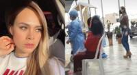 Jossmery Toledo no teme que la investiguen tras viaje a Chincha para vacunarse contra la COVID-19.