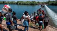 EE.UU. ha iniciado con la deportación de migrantes haitianos en Texas.