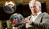Se ratifica. Mario Vargas Llosa dice que la libertad de expresión ha sido recortada en el Perú.