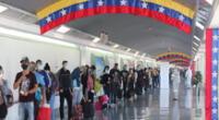 Estudio señala que los migrantes de Venezuela han tenido un impacto positivo en la economía.