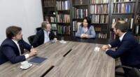 El encuentro entre las ultraderechas de España y del Perú.