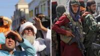 Afganistán vive actualmente bajo el régimen talibán.