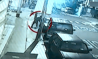 Ladrón se llevó un auto en 10 segundos