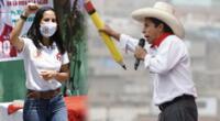 Congresista felicitó a Pedro Castillo por pensar en los intereses de los trabajadores.