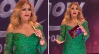 Gisela Valcárcel pide castigos fuertes para los delincuentes.