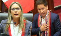 María del Carmen Alva responde a  Guido Bellido