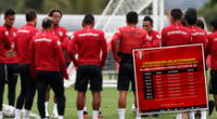 La selección peruana enfrentará a Chile, Bolivia y Argentina en la fecha de octubre.