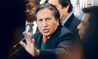 Alejandro Toledo espera que el fallo del juez de EE.UU. sea a su favor