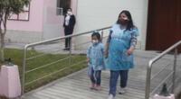 Menor contagiado con coronavirus es de un colegio de Surco.