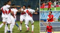 Este es el ataque poderoso que planea Chile para el duelo ante la selección peruana