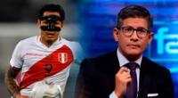 Gianluca Lapadula quiere ser titular en el Perú vs. Chile, pero el comentario de Osores le bajó los decibeles.