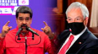 Nicolás Maduro fue muy crítico contra Sebastián Piñera y lo responsabilizó de los ataques en Iquique contra los venezolanos.