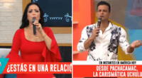 Mariella Zanetti tilda de tramposo monse a Christian Domínguez.