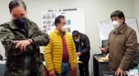 Condenan a seis años de cárcel al policía Wilson Peña López por pedir coima a detenido