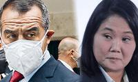Iber Maraví presentará una querella contra Keiko Fujimori tras sostener que es un participante activo de Sendero Luminoso