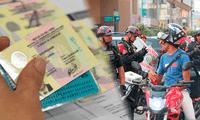 Conoce AQUÍ si tu licencia de motos ha sido tramitada de forma legal