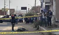 La Libertad: cuatro personas mueren asesinadas por disparos