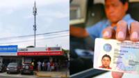 El duplicado de Licencia de Conducir se puede hacer solo en Lima.