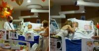 ¡Conmovedor! Esposo festejó 37 años de unión con su amada mientras luchaba contra el cáncer.