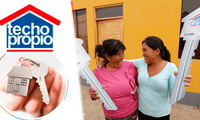 A través de Techo Propio puedes obtener hasta 38 500 soles y comprar una vivienda