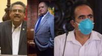 Fiscalía evaluará nueva denuncia contra Merino, Flores-Aráoz y Rodríguez.
