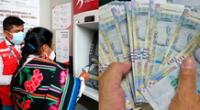 Bono Yanapay lo recibirán más de 13 millones de ciudadanos en todo el Perú.