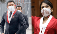 Guillermo Bermejo y Silvana Robles se encontraban en Huancayo recolectando firmas para la Asamblea Constituyente.