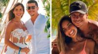 La historia de amor entre Korina Rivadeneira y Mario Hart.