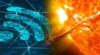 Este fenómeno es capaz de afectar seriamente la funcionabilidad de los satélites e interferir las comunicaciones.