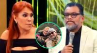 El doctor Tomás Angulo lamentó no tener dinero para poder llevar a su esposa de viaje, sin esperar lo que Magaly Medina le diría.