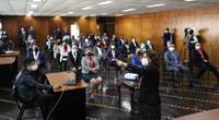 Presidenta del Poder Judicial demandó mayor producción a los jueces de la Corte de Lima