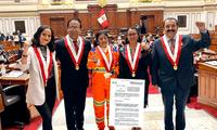 Bancada de Juntos por el Perú presenta proyecto de ley para regular vacancia presidencial