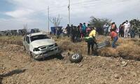 Cerca del 70% de los accidentes en las vías son ocasionados por factores humanos