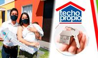 Revisa AQUÍ si eres beneficiario del Bono Familiar Habitacional de Techo Propio 2021