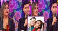 Flor de Huaraz confirma su romance con venezolano.