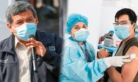 Cevallos propone que el Estado deba entregar bono solo a personas vacunadas